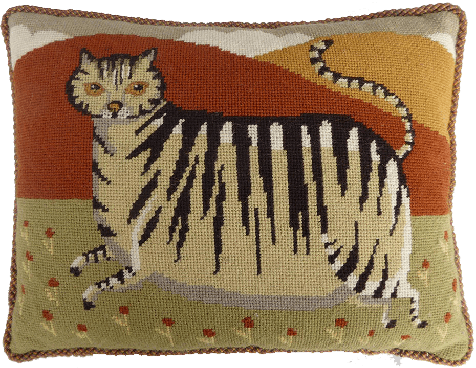 stripedcat